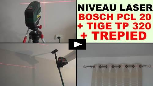 Bosch Support au Plafond Mât Télescopique Tp 320